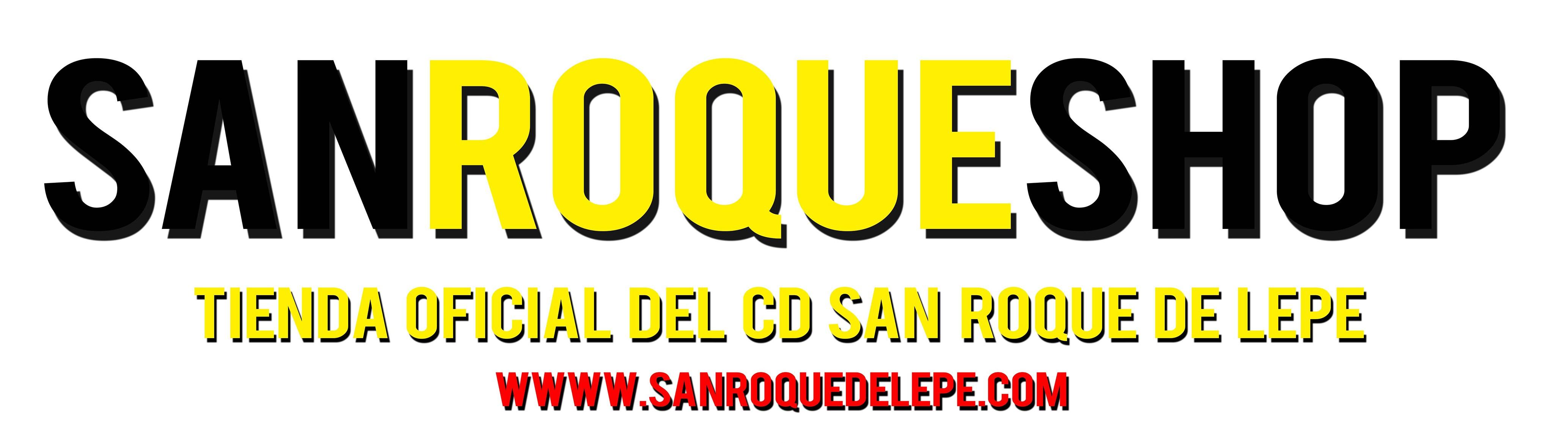 Tienda oficial CD San Roque de Lepe